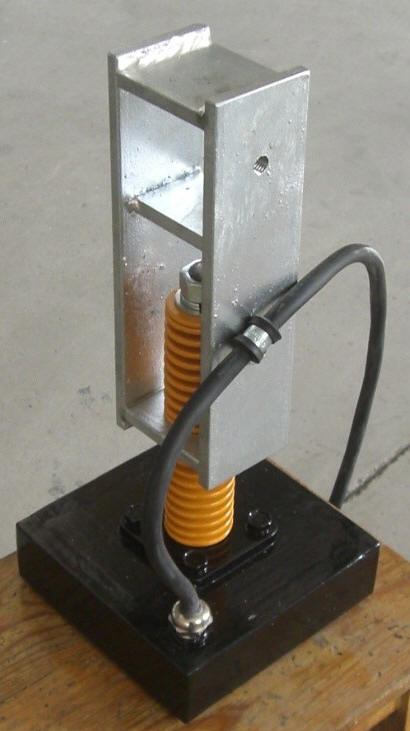 Armstrong's Module MS99-12V of electro permanent lifting magnet system