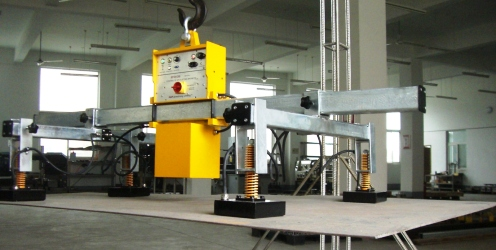 Electro Permanent Magnet Lifting System