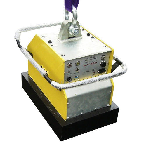 Electro Permanent Lifting Magnet Battery Operated