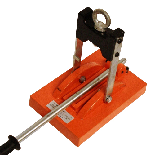 Wireless remote control for Armstrong Magnetics' plate lifter