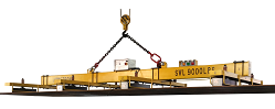 Electro Permanent Lifting Magnet System Mains Electricity Activation